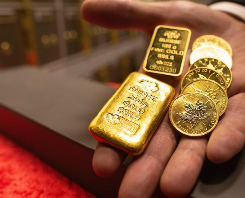 Gold Trading FX